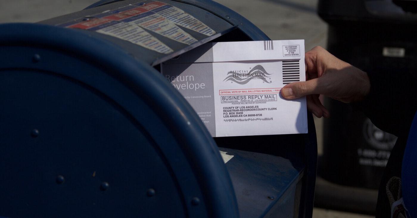 Voter-Rejection