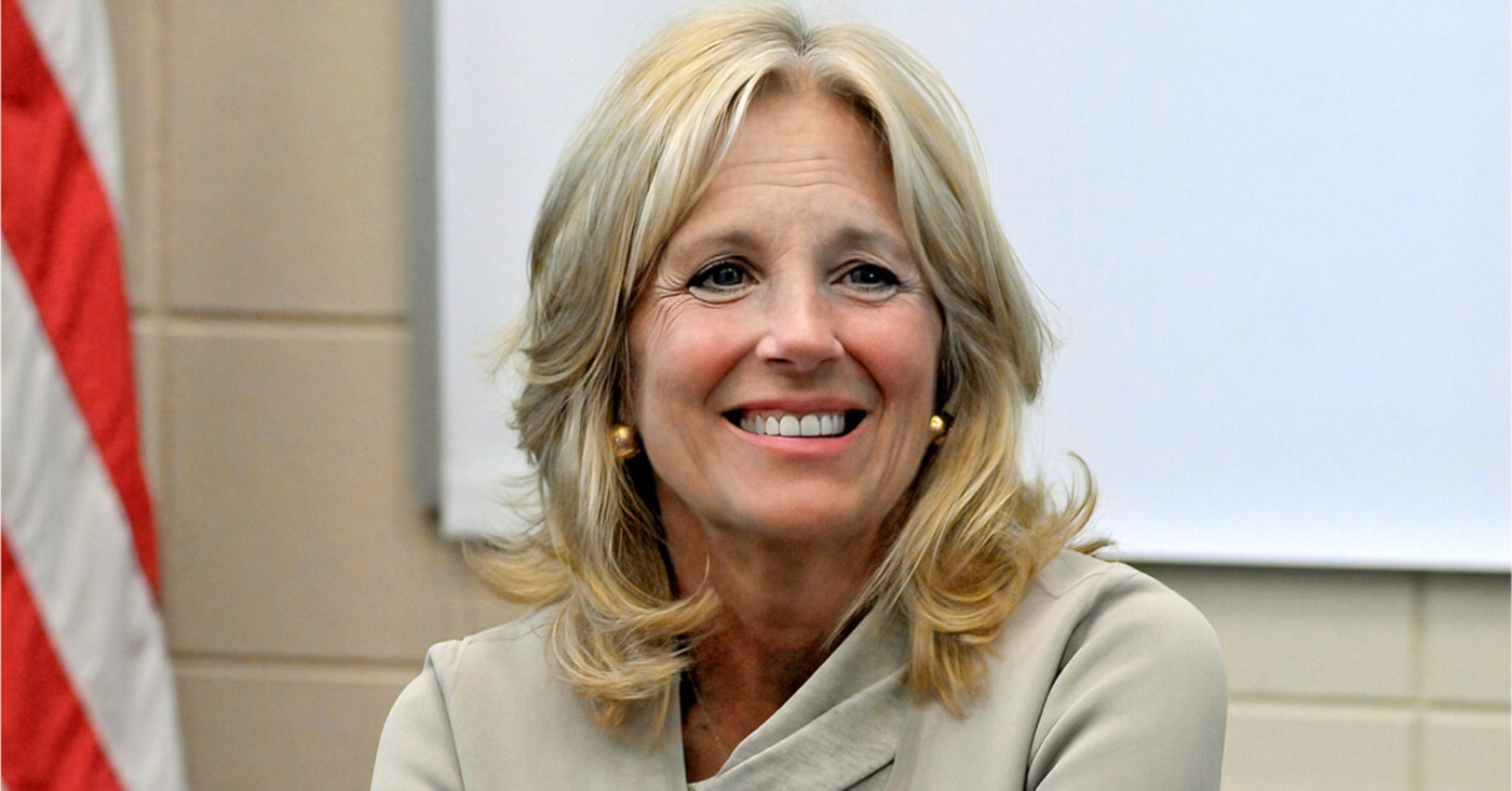 Jill-Biden-Teacher