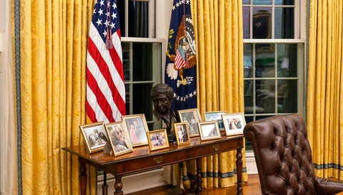 cesar chavez oval office