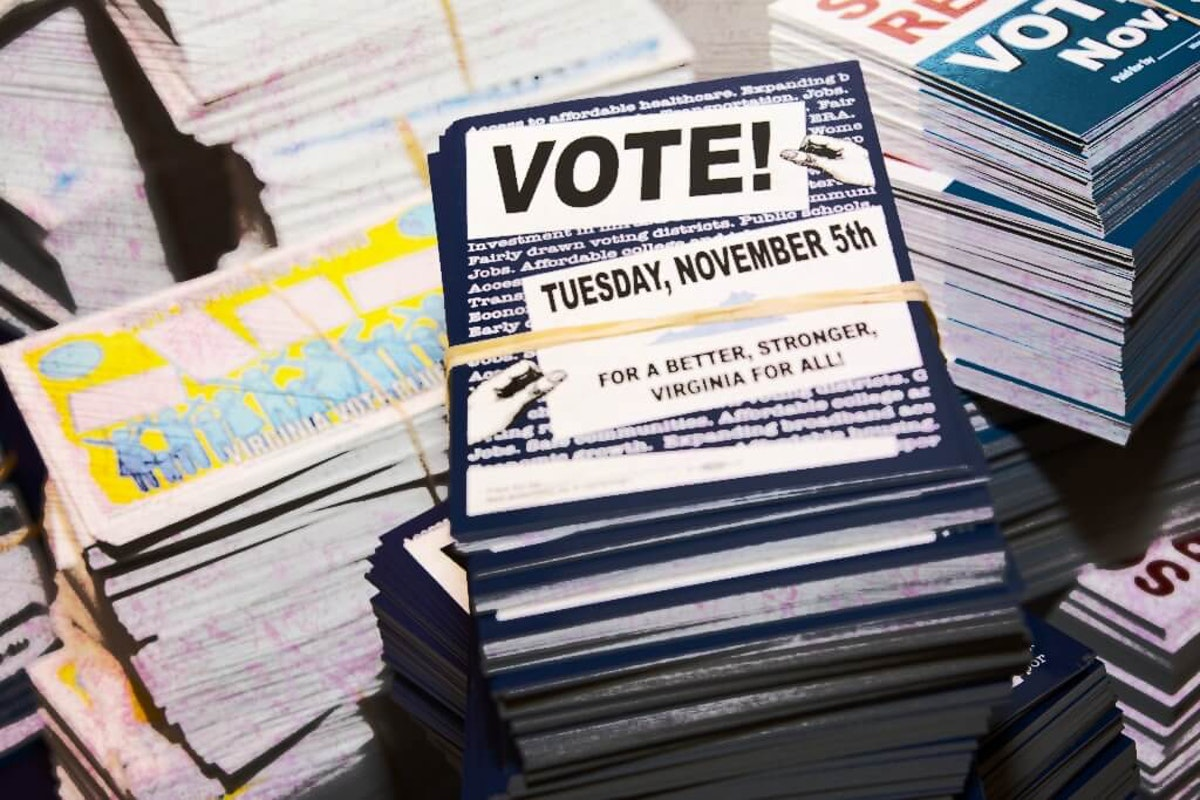 Voter guides for Virginia's state election.
