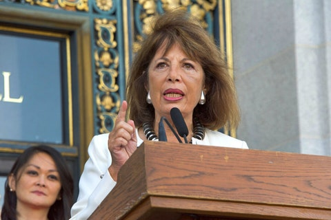 Democratic Rep. Jackie Speier of California. (Shutterstock)