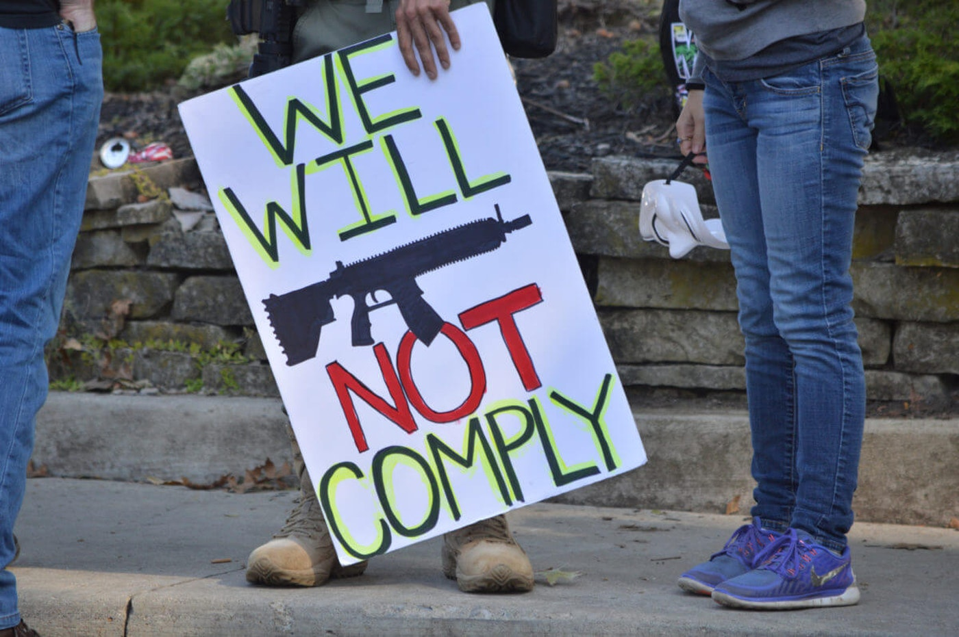 Signs from Richmond, Virginia