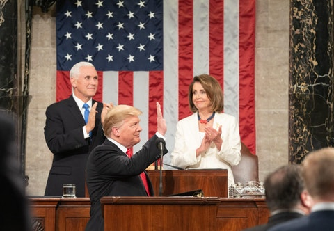 State of the Union 2019 | Official White House Photo by Shealah Craighead