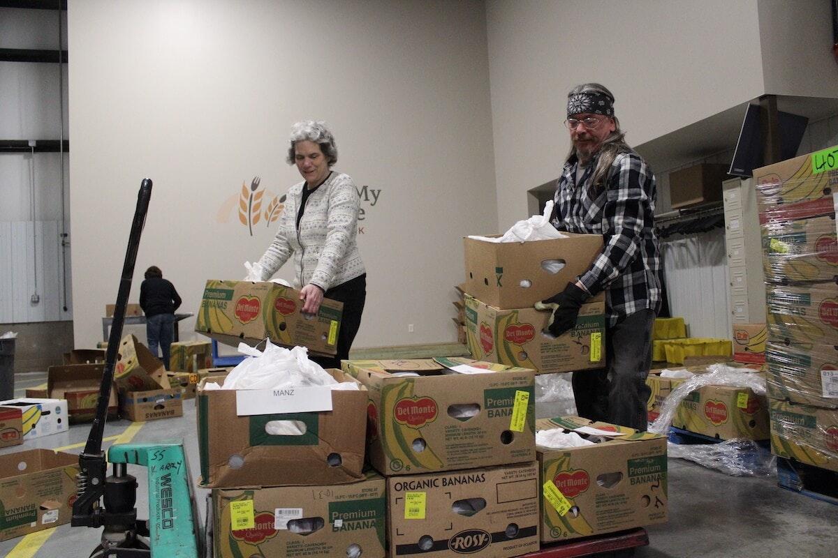 Wisconsinites feed their neighbors during Coronavirus shutdown