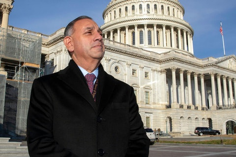 Rep. Gil Cisneros (AP Photo/J. Scott Applewhite)