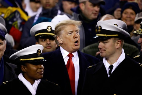 Donald-Trumo-Military