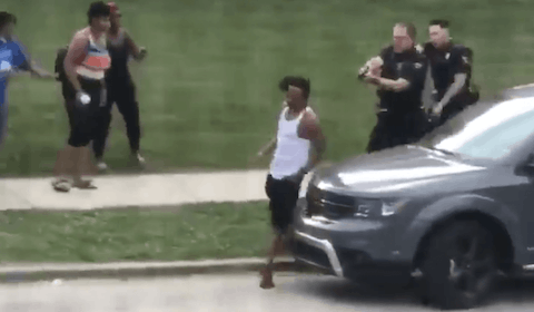 Evers Calls for Action After Black Man Shot Multiple Times in the Back by Kenosha Police Officer