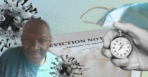Evictions could soar as high as 40 million if the GOP doesn't act.
