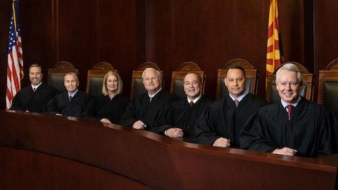 Photo courtesy: Arizona Supreme Court Facebook page