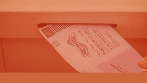 Voting by mail has been the norm in several states for years, but in 2020 it's expected to be a major method of voting (Graphic by COURIER/Denzel Boyd; Shutterstock/CL Shebley).