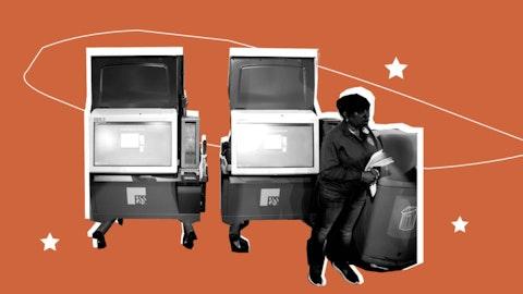 Pennsylvania Voting Machines