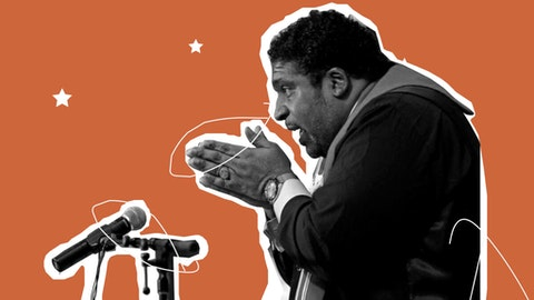 With NC being the first state to send out mail-in ballots, civil rights leader William Barber II is urging his home state to vote. (AP Photo/Gerry Broome)