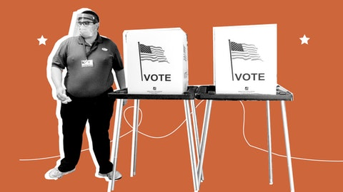 Michigan is in need of election workers, called Election Inspectors, to help the polls.
