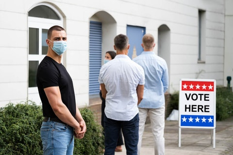 Here's what not to do as an incredibly crucial Election Day approaches in NC. (Image via Shutterstock)