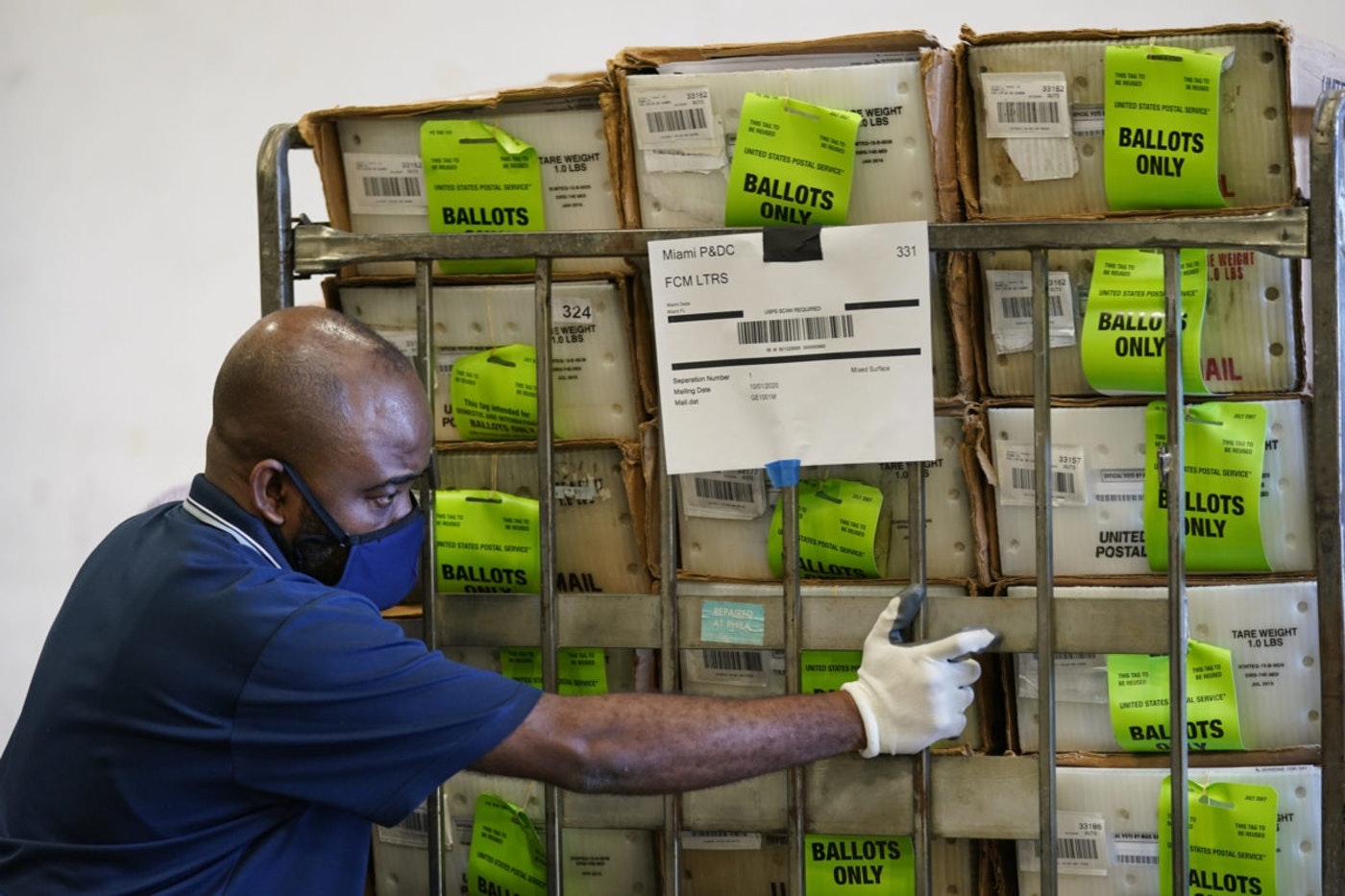 Postmaster General Louis DeJoy was sued over his service cuts at the USPS. In a settlement, he agreed to undo all service changes nationwide.