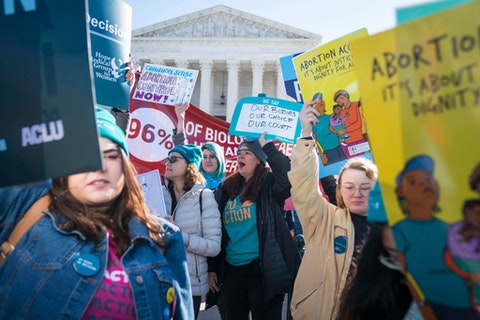 The US Quietly Joined an International Anti-Abortion Pact