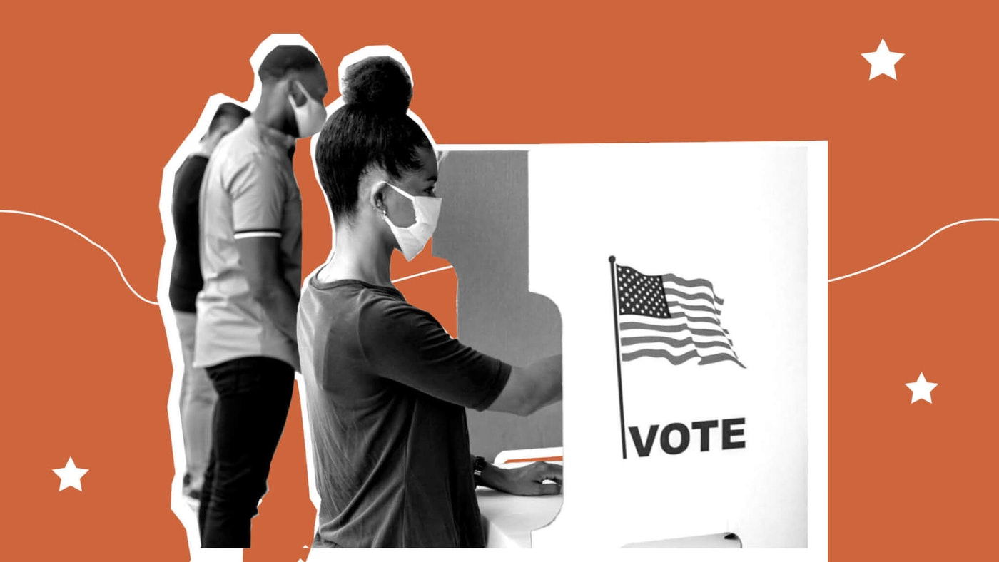 Michiganders who miss online voter registration deadlines can still register and vote in person.