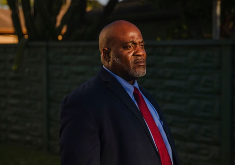 Desmond Meade, of the Florida Rights Restoration Coalition. Photo by Scott McIntyre for The Washington Post/Getty Images.