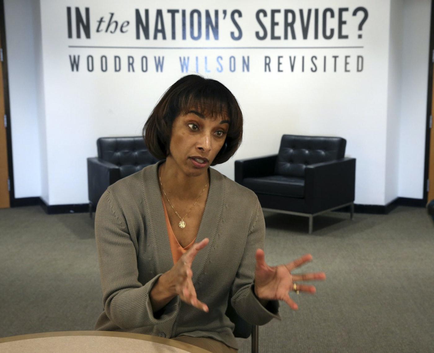 Princeton labor economist Cecilia Rouse will chair the Council of Economic Advisers (AP Photo/Mel Evans)