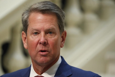 Georgia Gov. Brian Kemp (AP Photo/John Bazemore, File)