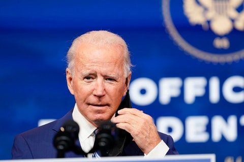 President-elect Joe Biden met with leaders of major US civil rights groups to discuss his plans to address systemic racism, from the government to the American people.