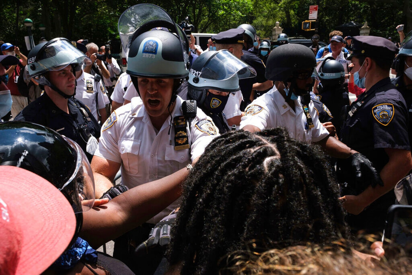 Despite promises of reform, police violence continued at epidemic levels in 2020.