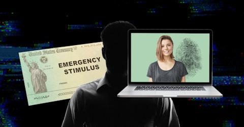 unemployment fraud graphic