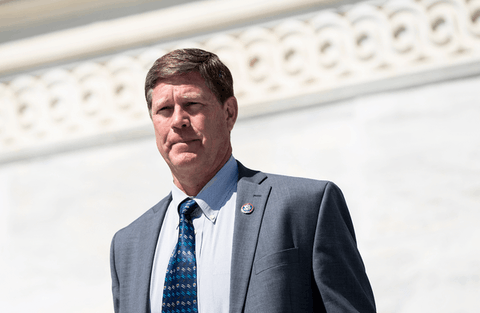 Rep. Ron Kind (D-La Crosse) will not run for re-election in 2022. (Photo by Bill Clark/CQ RollCall Inc. via GettyImages)