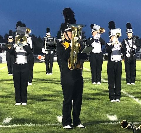 Photo Courtesy Of Kim McNabb/Dansville High School