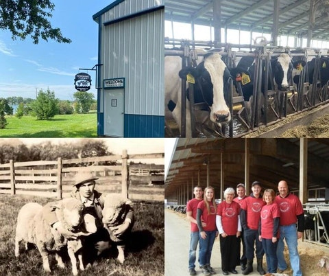 Photos By Isaac Constans and Courtesy of Horning Farms