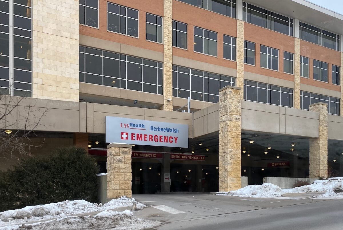 Registered nurses with UW Hospitals and Clinics are attempting to regain their union status that was taken from them with the passage of Act 10.  The board denied that request Thursday. (Photo by Pat Kreitlow.)