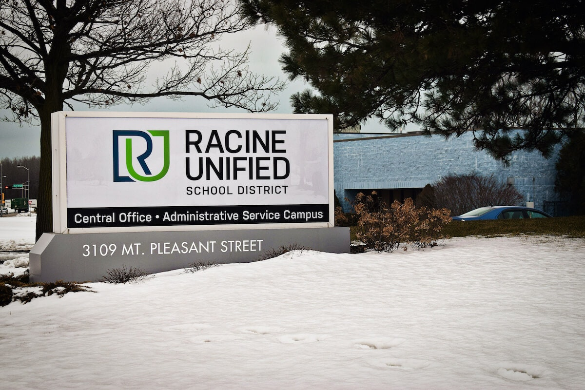 Voters in the Racine Unified School District will vote in April on a referendum that would infuse the district with $1 billion, delivered in phases through the 2050 school year. (Photo by Jonathon Sadowski)