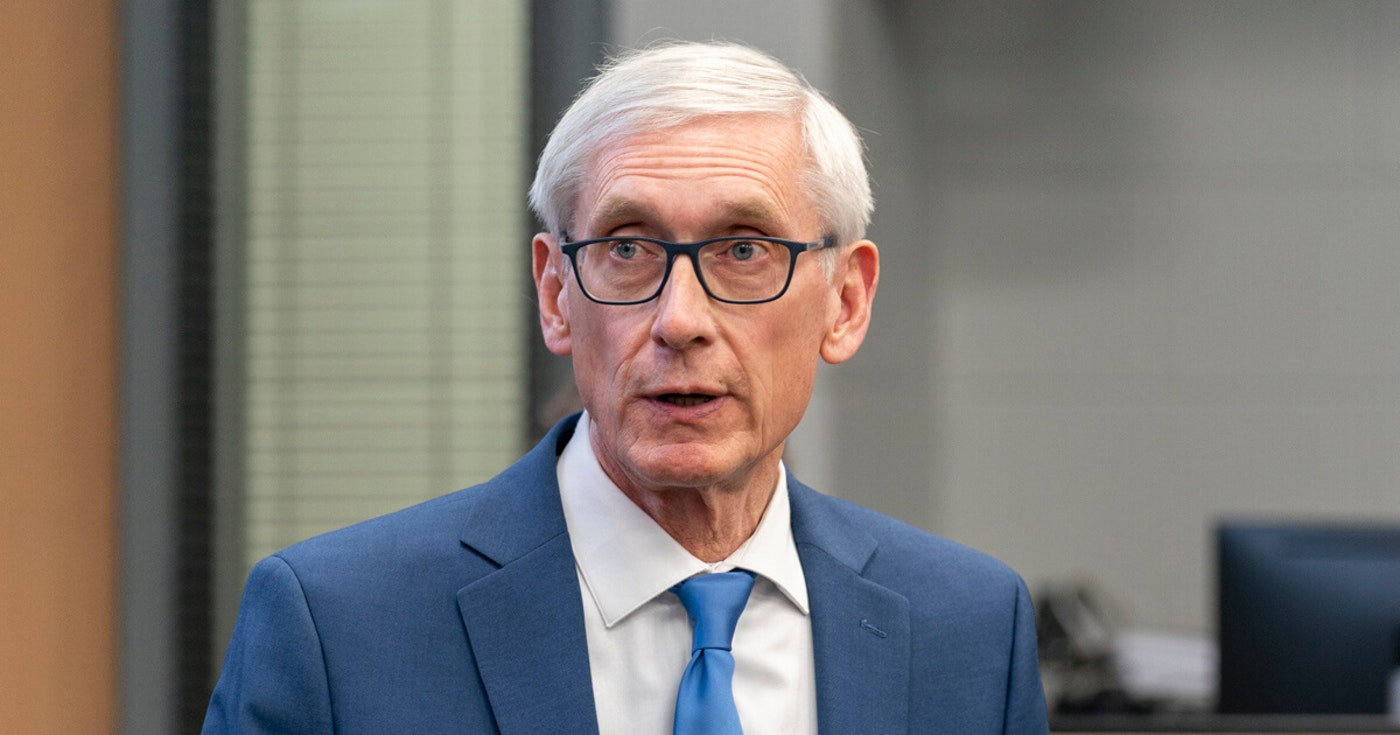 Woman leading the effort to recall Gov. Tony Evers admits in interview she lied to reporters. (Photo © Andy Manis)