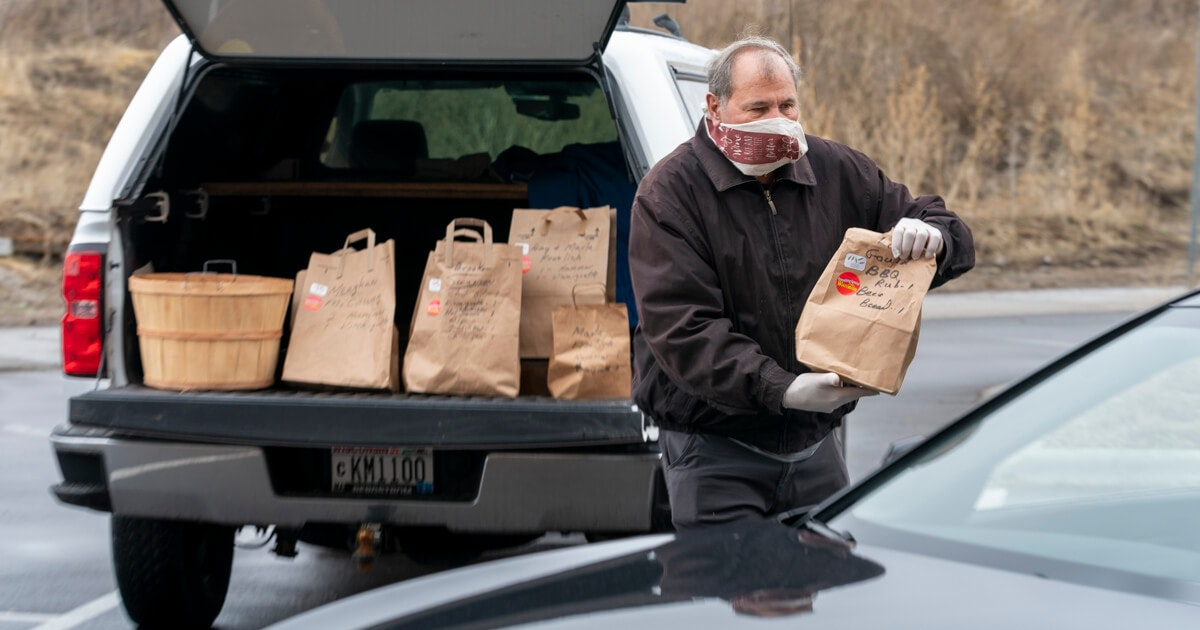 Dane County Farmers Market now pick-up only