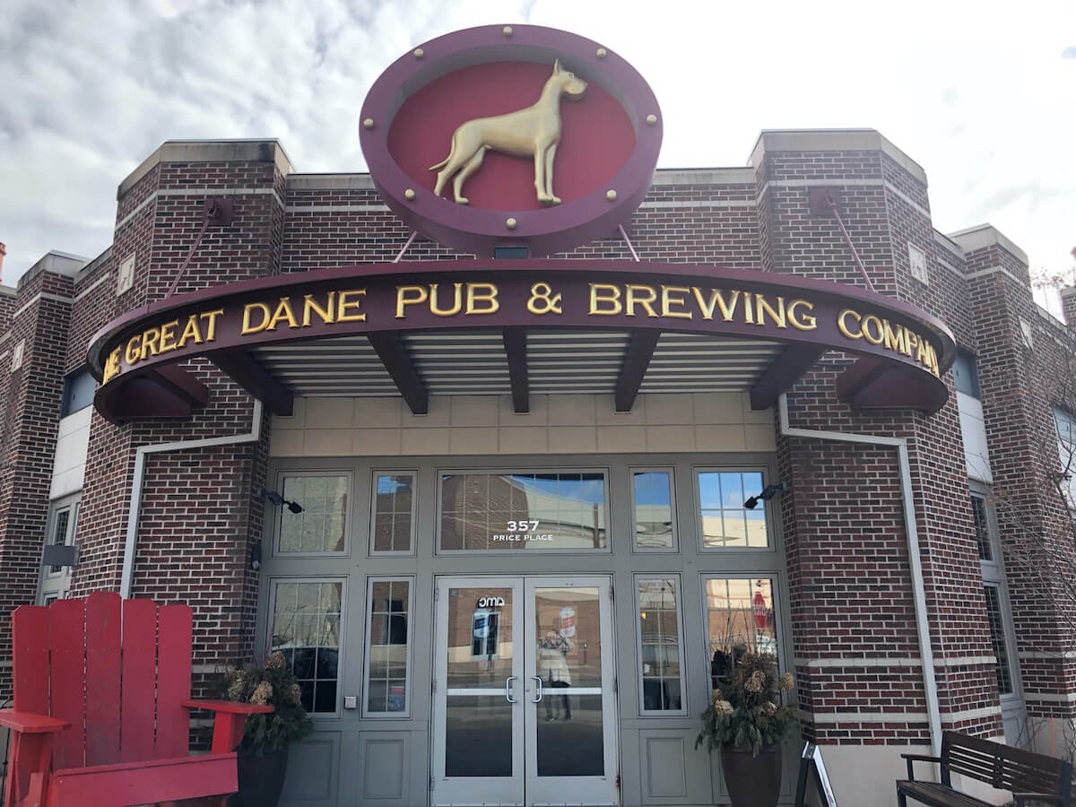 The Great Dane plans to open a brewery with a tasting room in Akiu, 10 twisty miles uphill from Sendai, Japan, next spring. (Photo by Jessica VanEgeren)