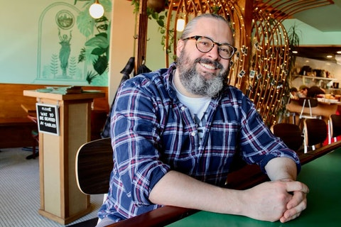 Madison chef Sean Pharr is semi-finalists for James Beard Award
