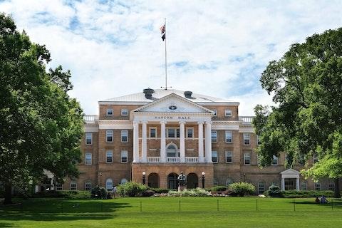 Image of UW-Madison campus via Shutterstock