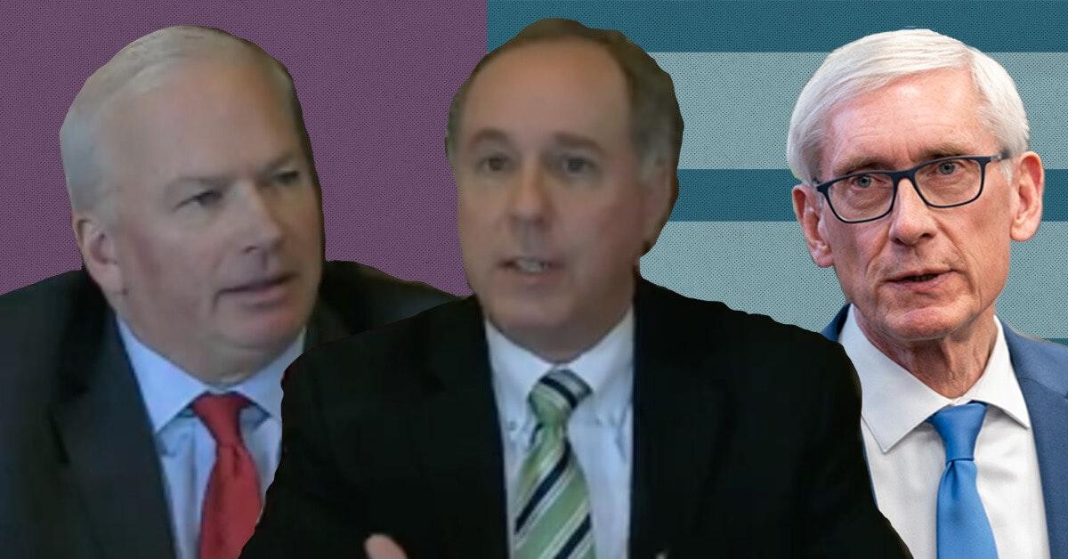 GOP Leaders Who Killed 'Safe-At-Home' Order Offer No Alternative Plan