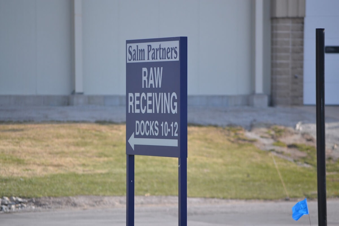 Salm Partners meatpacking plant in Brown County, WI, is one of three processing plants in the county with employees testing positive for COVID-19.