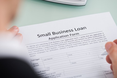 Three big Wisconsin companies receive small business loans.