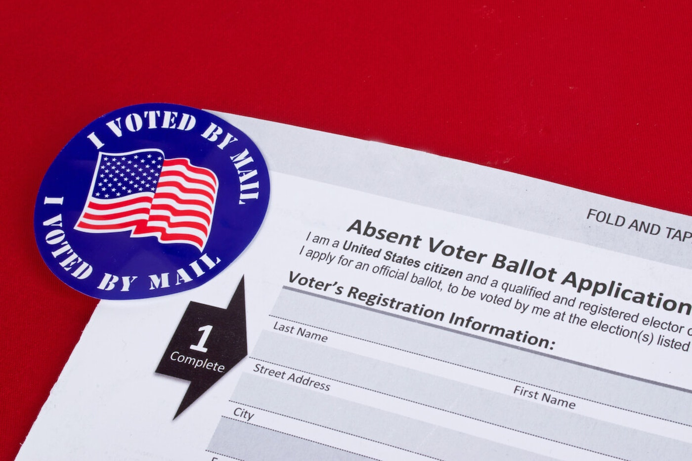 A record number of Wisconsinites voted by absentee ballot this election. (Shutterstock image)