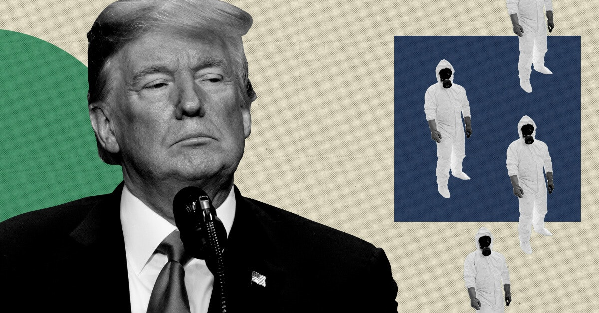 Baldwin, Barnes Shred Trump's Coronavirus and George Floyd Response in Virtual Town Hall