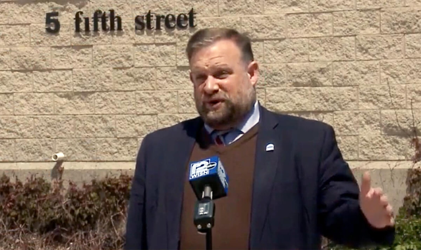 Racine County Judge Strikes Down COVID-19 Safeguards - Again.