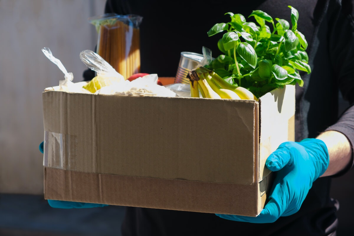 Democratic lawmakers seeking additional food assistance funds from Congress.