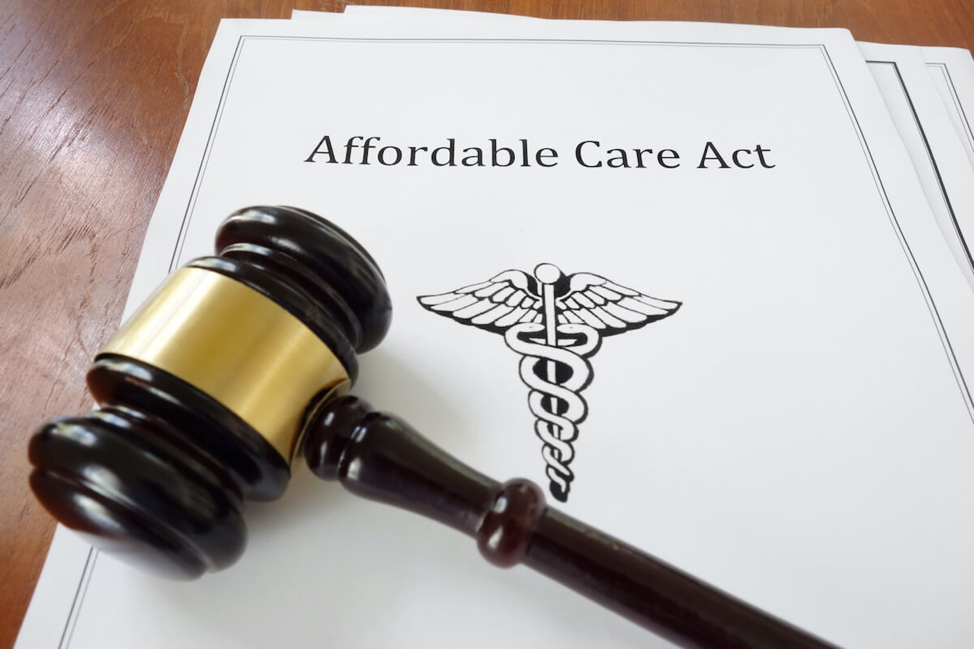 Oral arguments start Tuesday before the US Supreme Court for a case backed by outgoing President Donald Trump that could overturn the Affordable Care Act. (Shutterstock image)