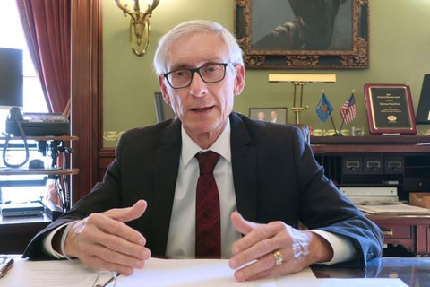 Only One of Evers' Reopening Metrics Hasn't Been Met