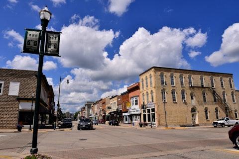 Burlington, Wisconsin