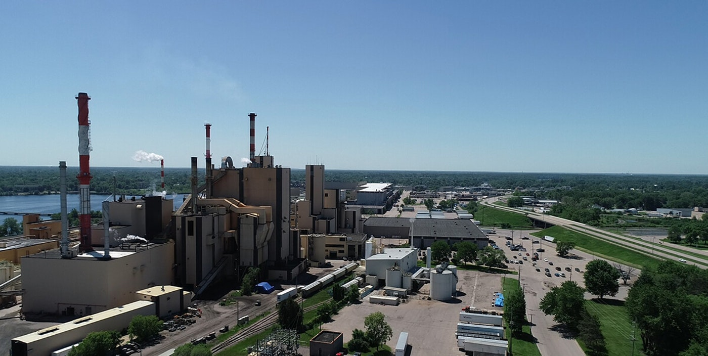 COVID-19 Just Took Out This Historic Wisconsin Rapids Paper Mill