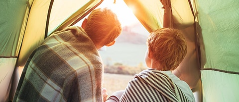 Grab Your Tent and Gear. Group Camp Sites Are Reopening on July 13.