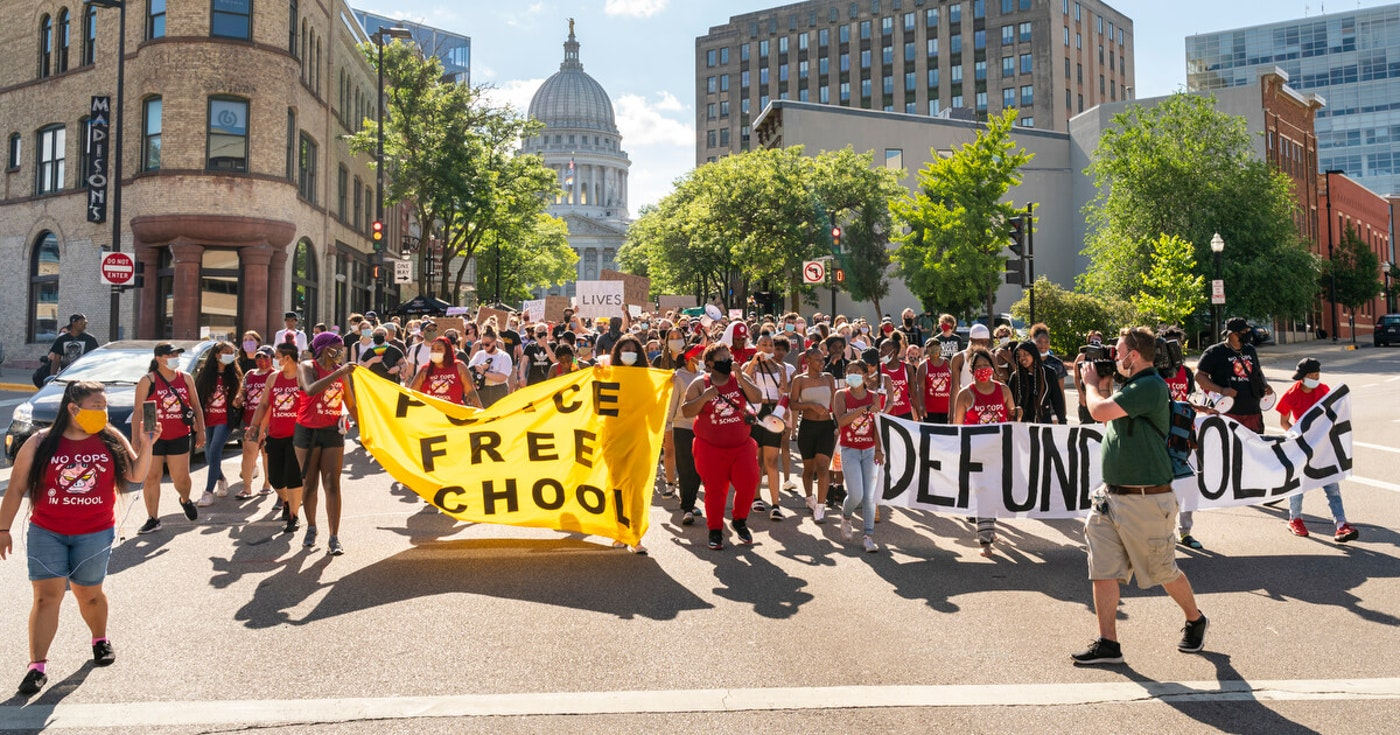 Victory for Activists: Madison School Board Ends Contract With Police